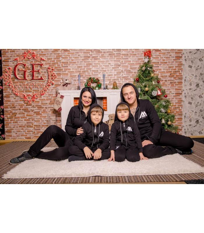 Папа, мама, дочь и сын - наклейка наавто наклейка на авто - семья ... | 800x700