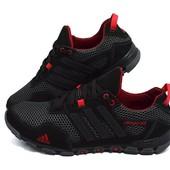 Кроссовки Adidas TP2 Black Gray