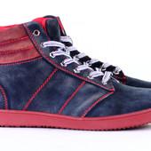 Ботинки, хайтопы, высокие мужские, р.44 – 29 см