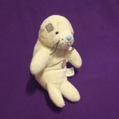 Тюлень.Whiskers №61.мягкая игрушка.мягка іграшка.мягкие игрушки.Carte Blanche