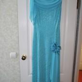 Нарядное платье в нескольких вариантах.Торг!
