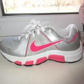 Кожаные кроссовки Nike 35 р. Оригинал