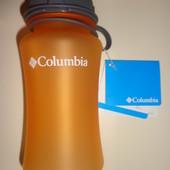 Спортивная бутылка Columbia, 500 мл. Америка. Стильная и качественная!