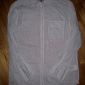 Тонкая батистовая рубашка от gap! p.-s