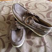 Мокасіни туфлі (мокасины туфли) Roberto santi 43 р. стелька 28 см. шкіра