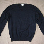 Sergio (M) кашемировый джемпер свитер мужской