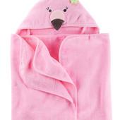 Полотецне с уголком Розовый фламинго Картерс Cartre´s