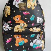 Рюкзак женский Мишки (1