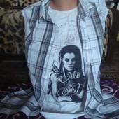 майка-рубашка