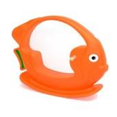 Качели напольные K-Plast «Рыбка», оранжевые