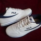 Fila оригинальные кроссовки 43