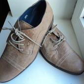 Стильные  туфли Roberto Santi    43-44 рр