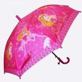 Зонт для девочки. Принцессы. Земляничка.