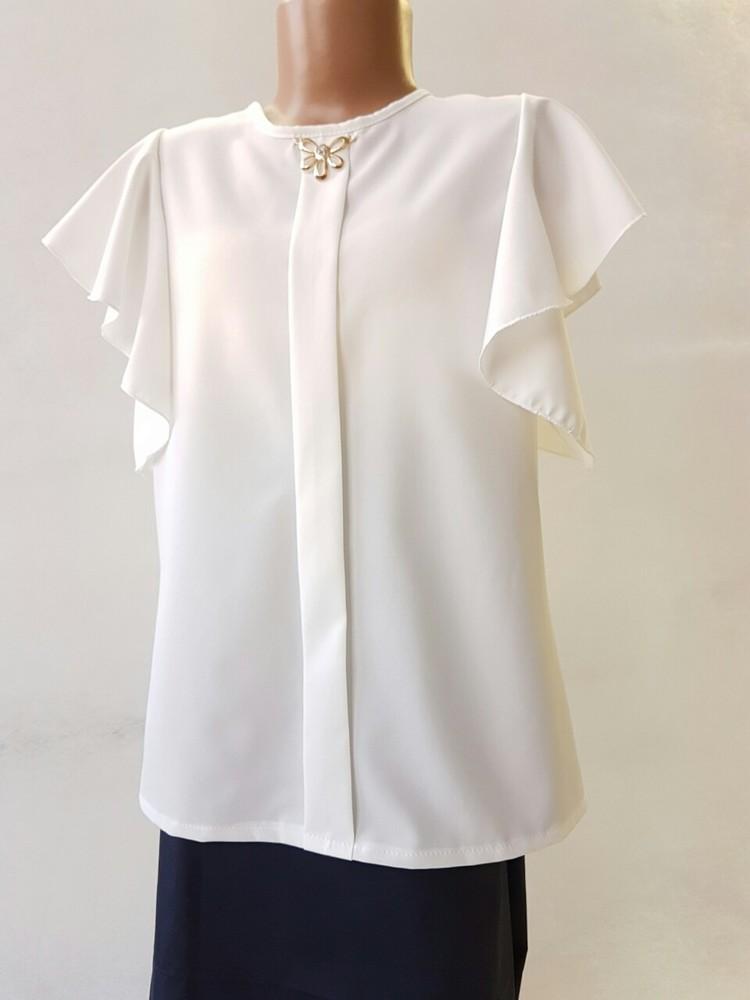 Блузки для девочек фото №1