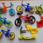 Велосипеды, самокаты, транспорт