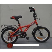 Велосипед двухколёсный детский 14 дюймов Profi Racer G1431