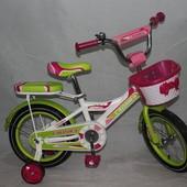 Велосипед двухколёсный Azimut rider crosser, 14, 16, 18, 20 дюйм