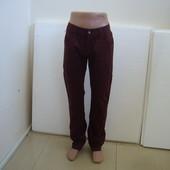 брюки мужские бордовые PR mino's в наличии 29-38 размеры