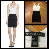 Фирменое платье Mango, размер S