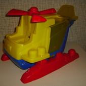 Вертолет от конструктора Mega Blocks