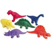 36 шт. набір для сортування - доісторичні тварини- Dino - Learning resources (динозаври)