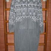 Пижама флисовая, мужская, размер L/XL рост до 185 см
