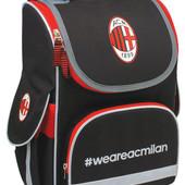 Ортопедический каркасный ранец рюкзак Кайт Kite Milan мальчику 1-4 кл
