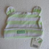 Шапочка хлопковая унисекс для новорожденных