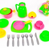 Кухонный набор 24 предмета Технок