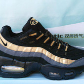Кроссовки Nike Air Max 95 Black gold