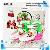 Ролики Disney Minnie Mouse M 35-38 rs0112