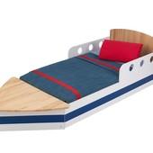 KidKraft Детская кроватка кровать Лодка boat toddler bed 76253