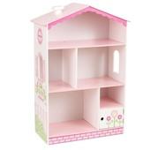 Kidkraft Детский кукольный книжный шкаф с полками dollhouse cottage bookcase 14604
