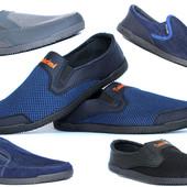Мужская летняя обувь в ассортименте, мужские мокасины сетка, джинсовые мокасины