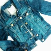 Джинсовая куртка Denim Co женская р-р 36(uk 8)