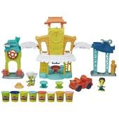 Новый в наличии! Игровой набор для творчества 3 в 1 Главная улица города Play-doh Hasbro!