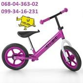 Беговел Профи M 3440 детский велобег 12 д