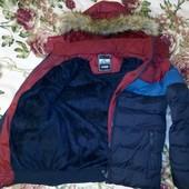 Фирменная мужская зимняя куртка,р.ххл
