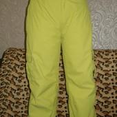 Термо штаны Nitro 146-152 рост, смотрим замеры.