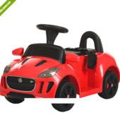 Детский электромобиль Jaguar M 3164 BR-3, красный