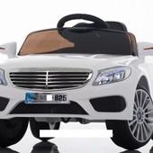 Детский электромобиль Mercedes T-7611 white( Xmx 825)