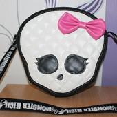 фирменная сумка monster high Mattel