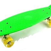 Скейт - Пенни Борд 779 Penny Board Подсветка колес