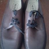 Мужские туфли.Кожа.Производство Австрия