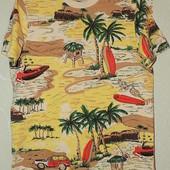 Dickies футболка гавайка. Оригинал.
