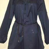 Натуральная блуза-туника Оkay ( L )