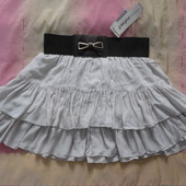 Красивая новая юбка Gloria Jeans р. Л (48-50)