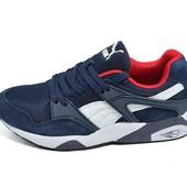 Мужские кроссовки Puma Trinomic 1094 синие
