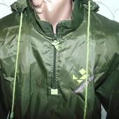 Спортивная фирменная ветровка курточка Era s-m
