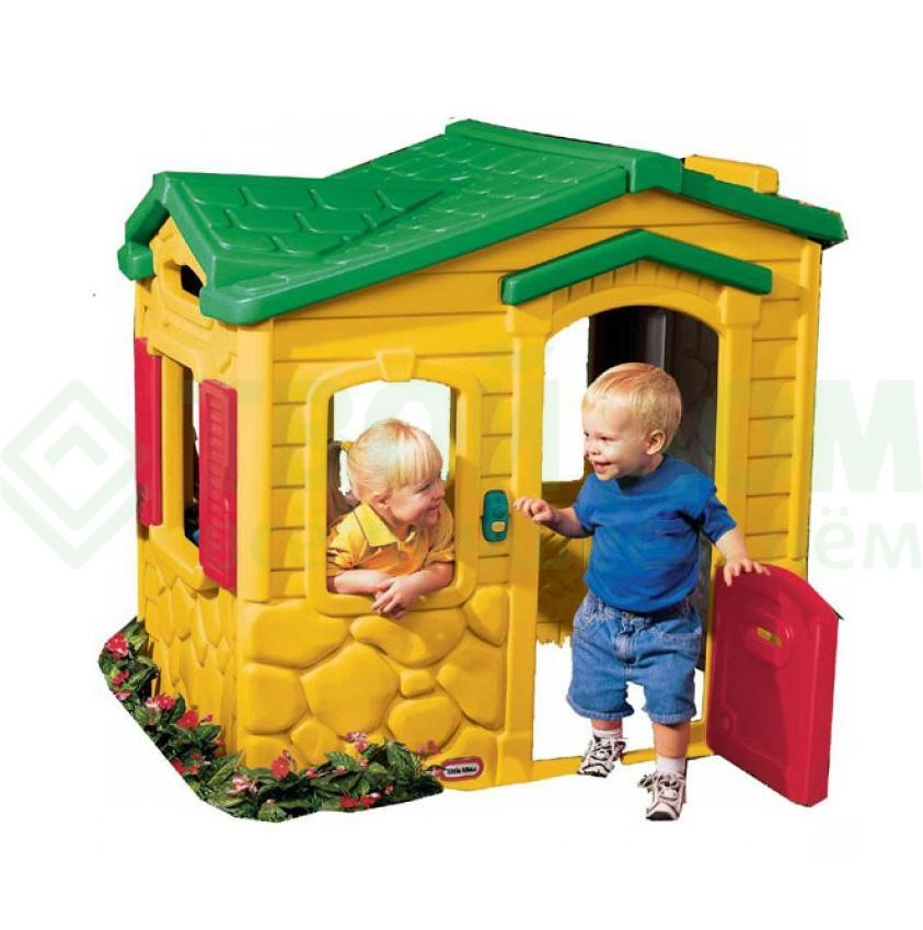Игровой домик волшебный звонок little tikes 4255 фото №1